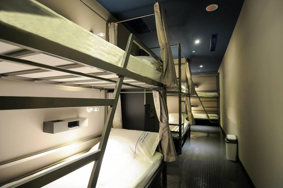 西門青年旅館推薦-西門旅館-太空艙旅舍