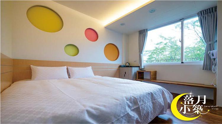 住宿 台南安平民宿包層【6間雙人房】如須包棟請來電確認
