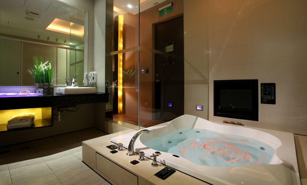 台中汽車旅館-優質台中汽車旅館-心月自然旅館1