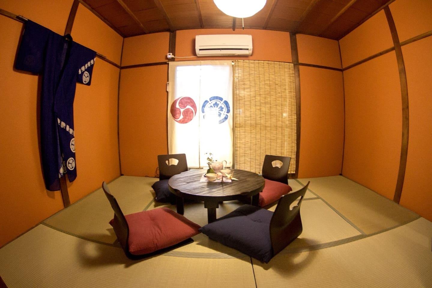 禦宿東福寺2號度假屋