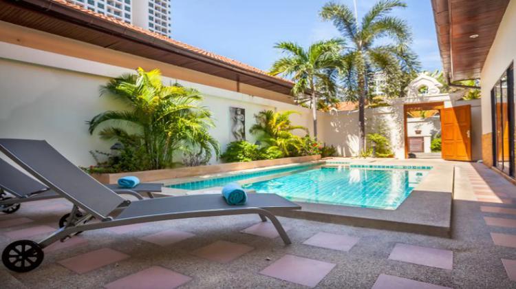 海灘泳池別墅(Dasiri Private Beach Pool Villa)