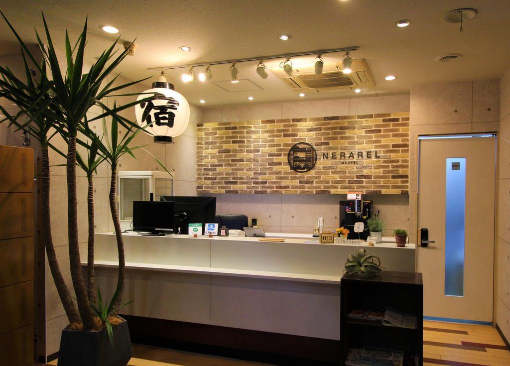 難波住宿-大阪旅館-難波內拉瑞爾旅舍