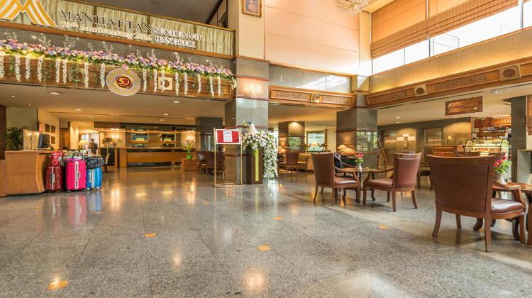 曼谷曼哈頓酒店(Manhattan  Bangkokv Hotel)
