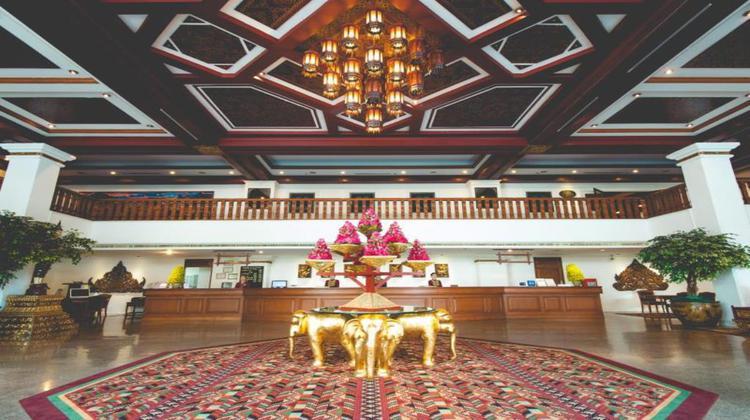 皇后大酒店(THE EMPRESS CHIANGMAI HOTEL)