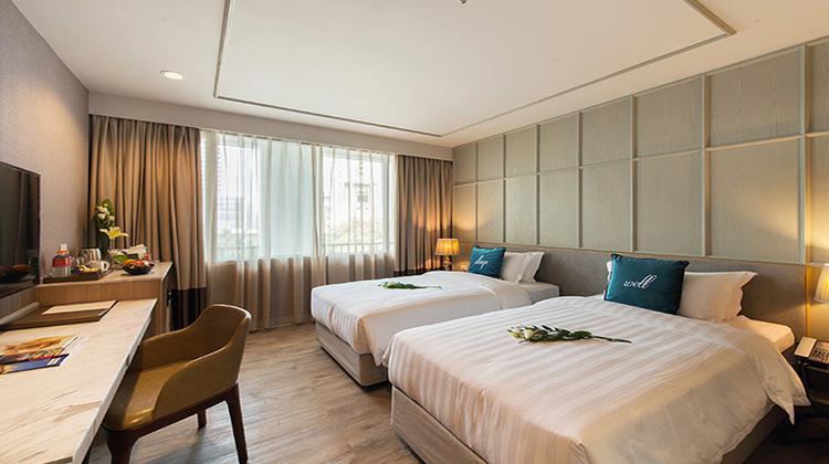 曼谷素坤逸20號威爾酒店(Well Hotel Bangkok Sukhumvit 20)