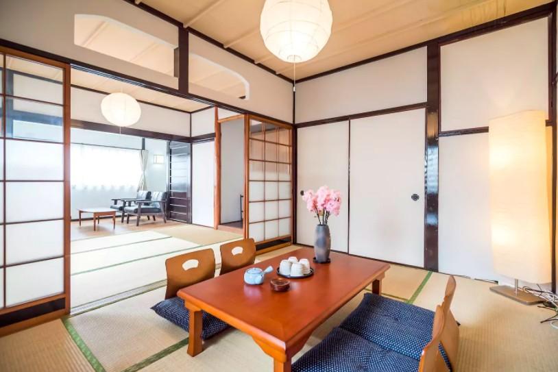 東京住宿-淺草住宿-日式家庭旅居