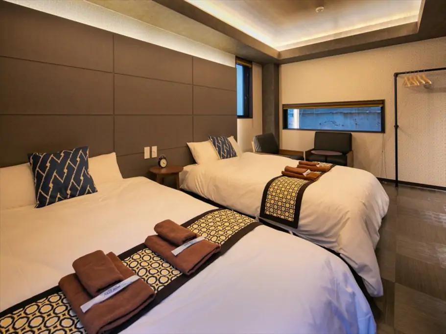 池袋飯店-東京池袋飯店-粋公寓式酒店