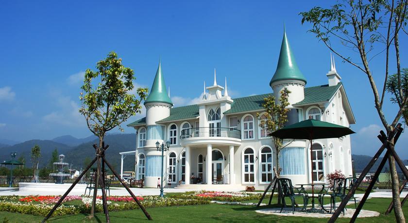 宜蘭住宿-親子宜蘭住宿-希格瑪花園城堡