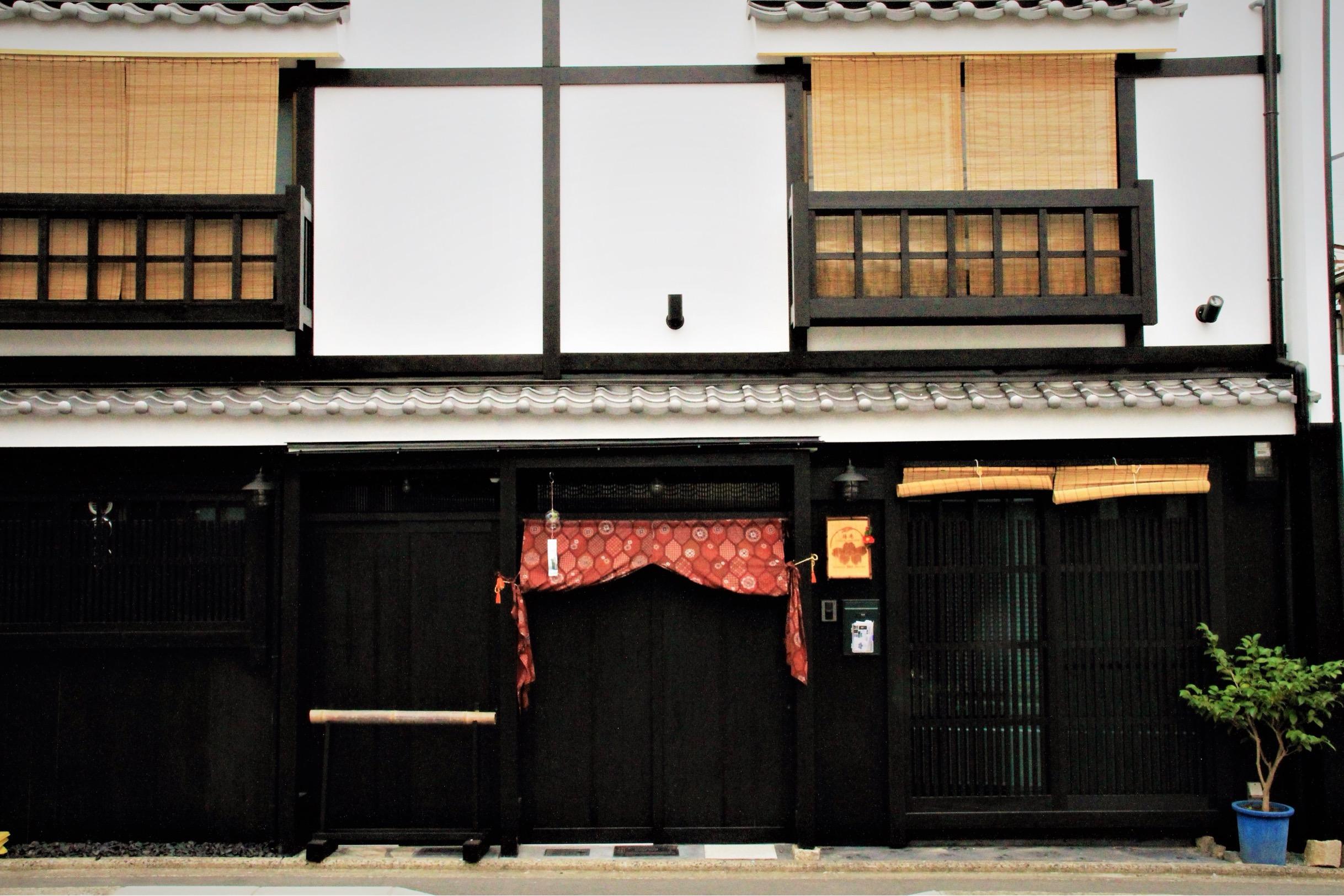 京都椿庵-山陰本線圓町站