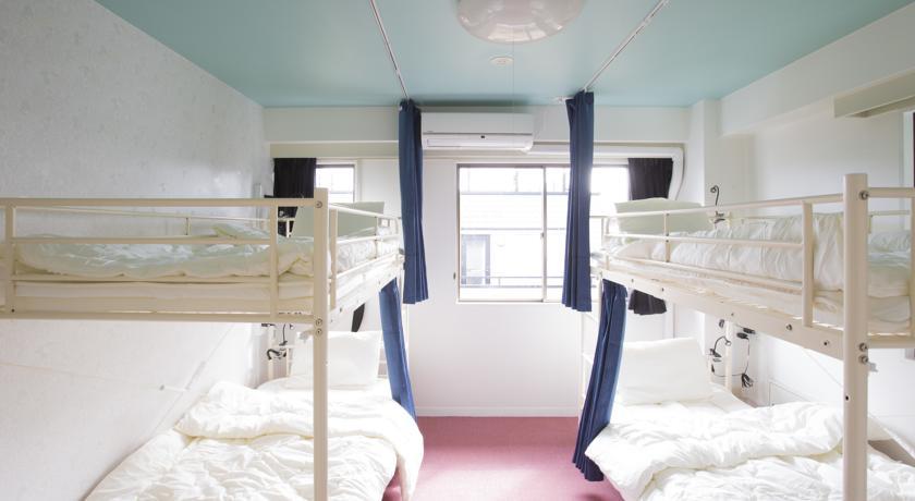 Hostel Pumpkey Tokyo 龐普奇旅宿