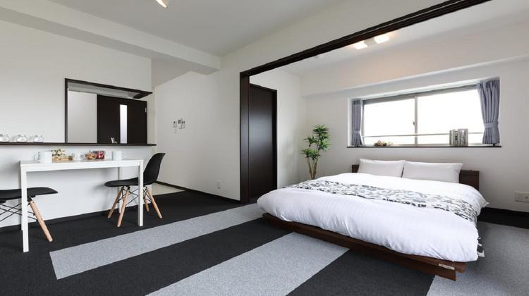 BIOS 博多公寓式酒店-距博多站步行10分鐘
