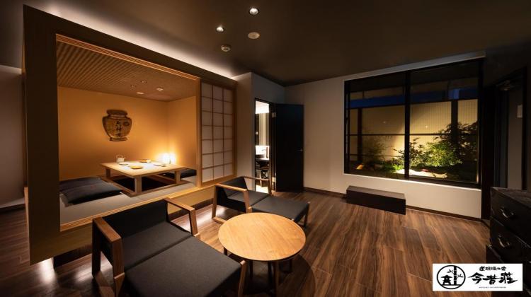 【家庭出遊】今昔莊道頓堀花園SPA度假屋-2|大阪