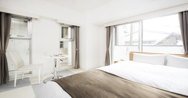 日本民宿推薦-日本住宿-博多公寓式酒店