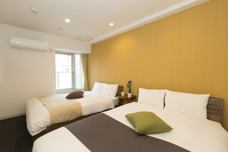 日本飯店推薦-日本住宿-札幌條紋公寓式飯店