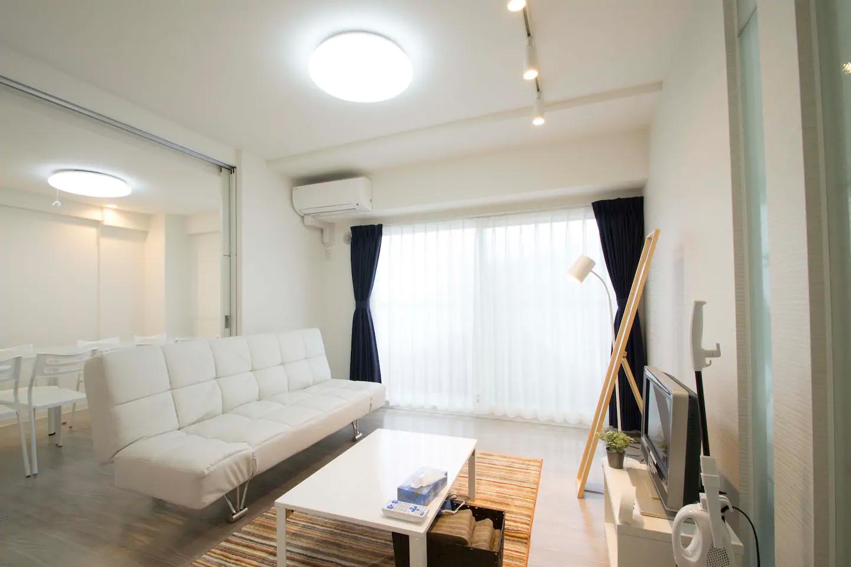 札幌住宿推薦-北海道民宿-舒適溫馨新公寓