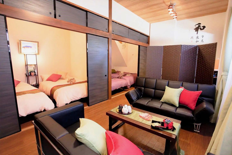 上野住宿 TOP5-上野包棟民宿-日式風情公寓