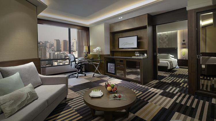 曼谷蘭德馬克酒店(THE LANDMARK BANGKOK HOTEL)