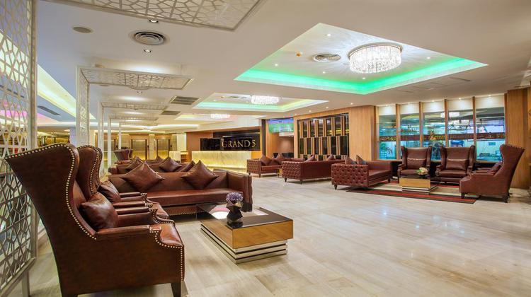 曼谷素坤逸5號格蘭德酒店(GRAND 5 HOTEL AND PLAZA SUKHUMVIT BANGKOK)