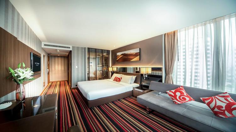 曼谷大都會酒店(THE CONTINENT HOTEL BANGKOK)