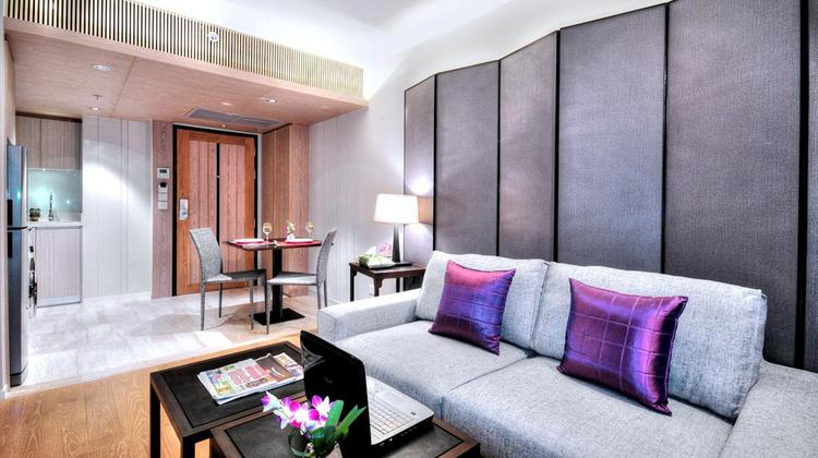 曼谷阿卡迪雅酒店(ARCADIA SUITE BANGKOK)