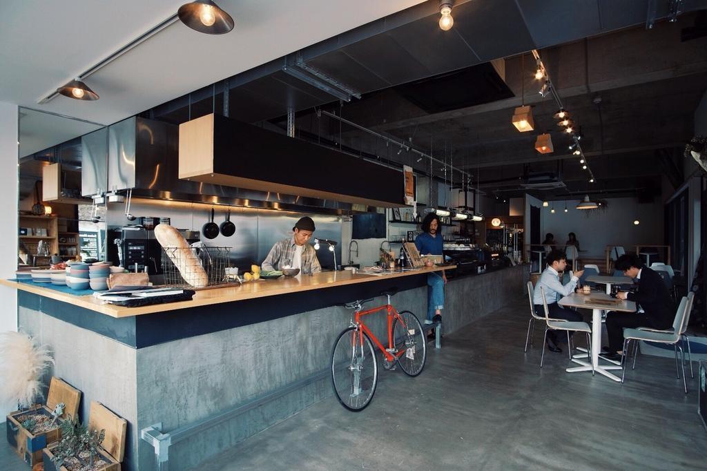 日本青年旅館推薦-日本住宿-合緣複合式青年旅宿