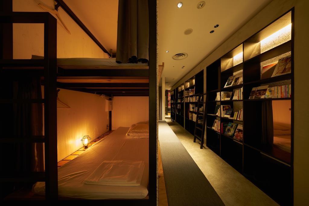 福岡民宿-福岡住宿-BOOK AND BED TOKYO 旅宿