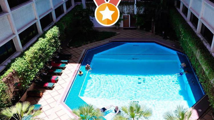 曼谷亞洲酒店(Asia Hotel Bangkok )