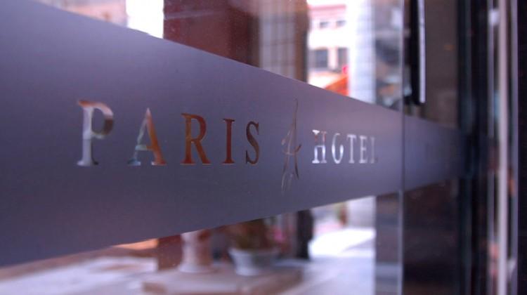 新上架|巴黎商旅