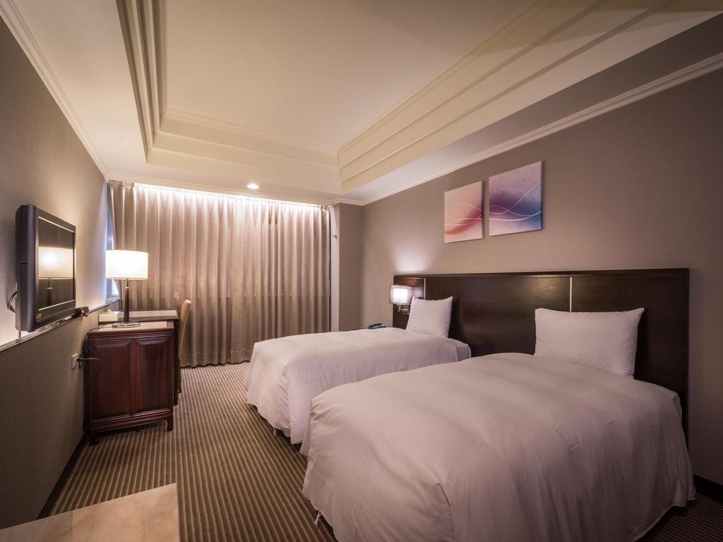 TOP8 台中飯店-平價台中酒店-仁美商務飯店