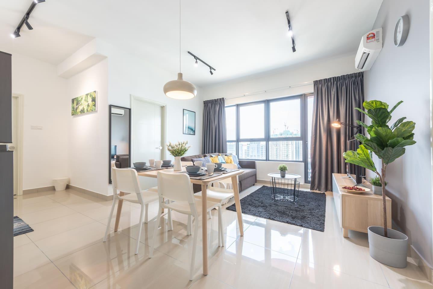 吉隆坡住宿-吉隆坡民宿-吉隆坡高級套房