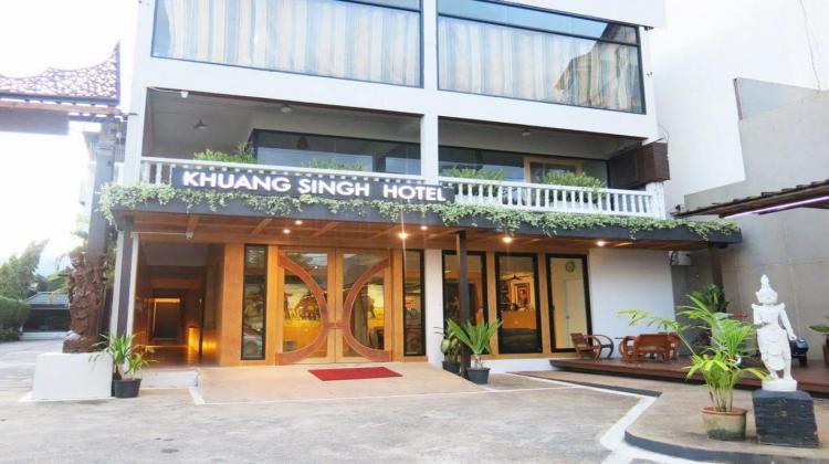 寬欣旅館(Khuang Singh Residence Chiang Mai)