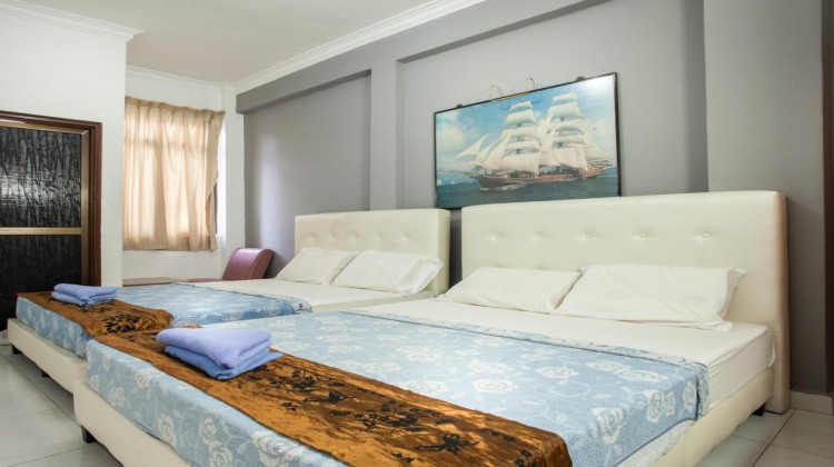 麗明科斯莫蘭徳賓館 Lai Ming Hotel Cosmoland