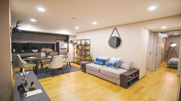 BTS七隆公寓(BTS Chidlom Condominium)