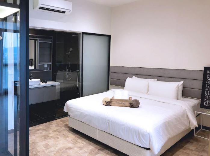 吉隆坡住宿-吉隆坡民宿-【無邊際泳池】吉隆坡五星級豪華房