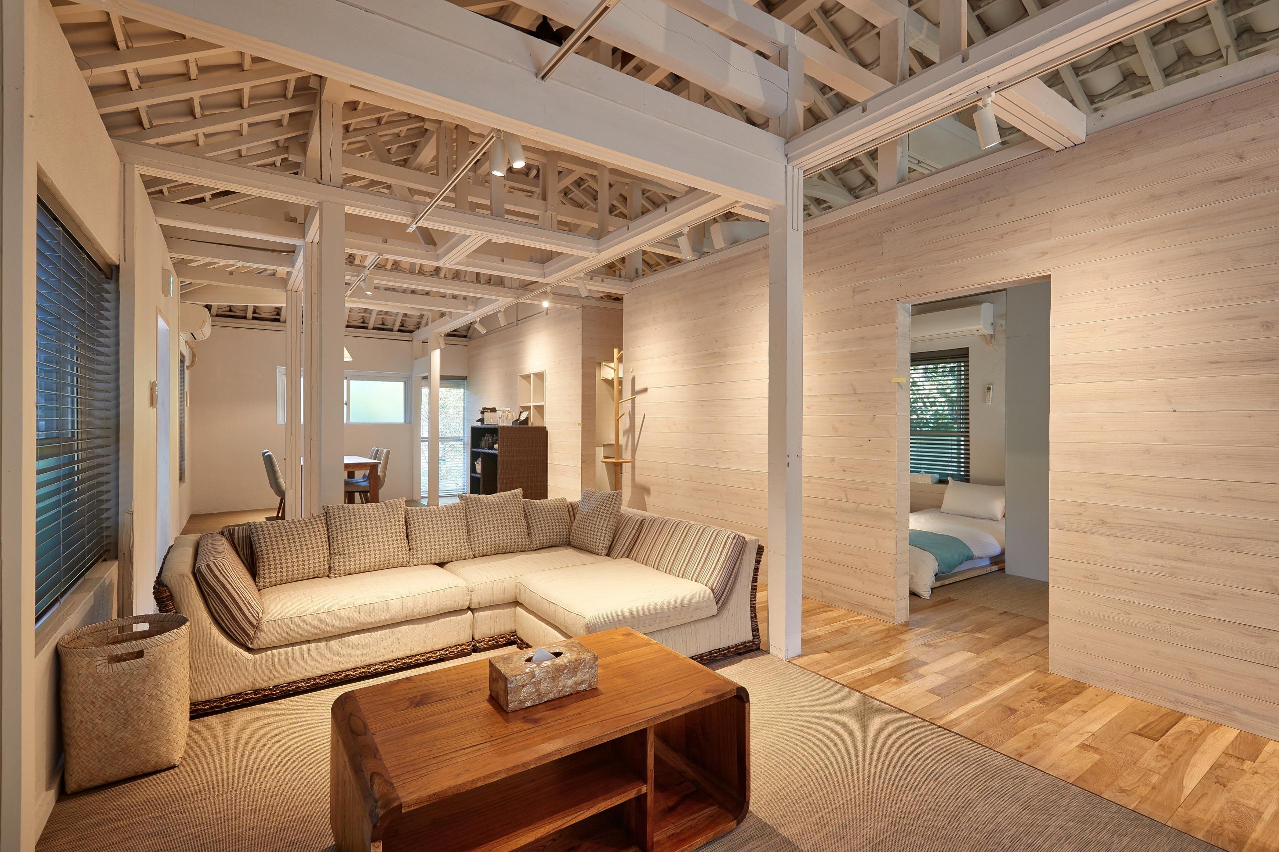 沖繩住宿-沖繩villa推薦-典雅景觀旅屋