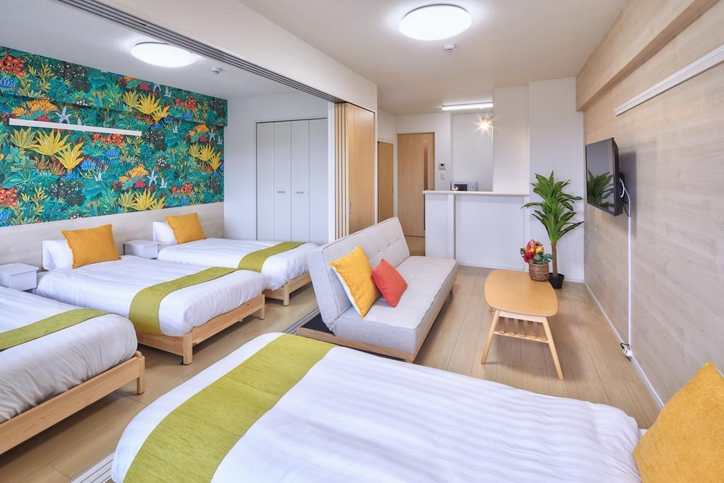 沖繩住宿-沖繩住宿-舒適公寓