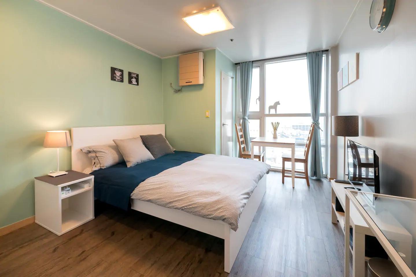 首爾住宿推薦-首爾民宿-舒適工作室 東大門