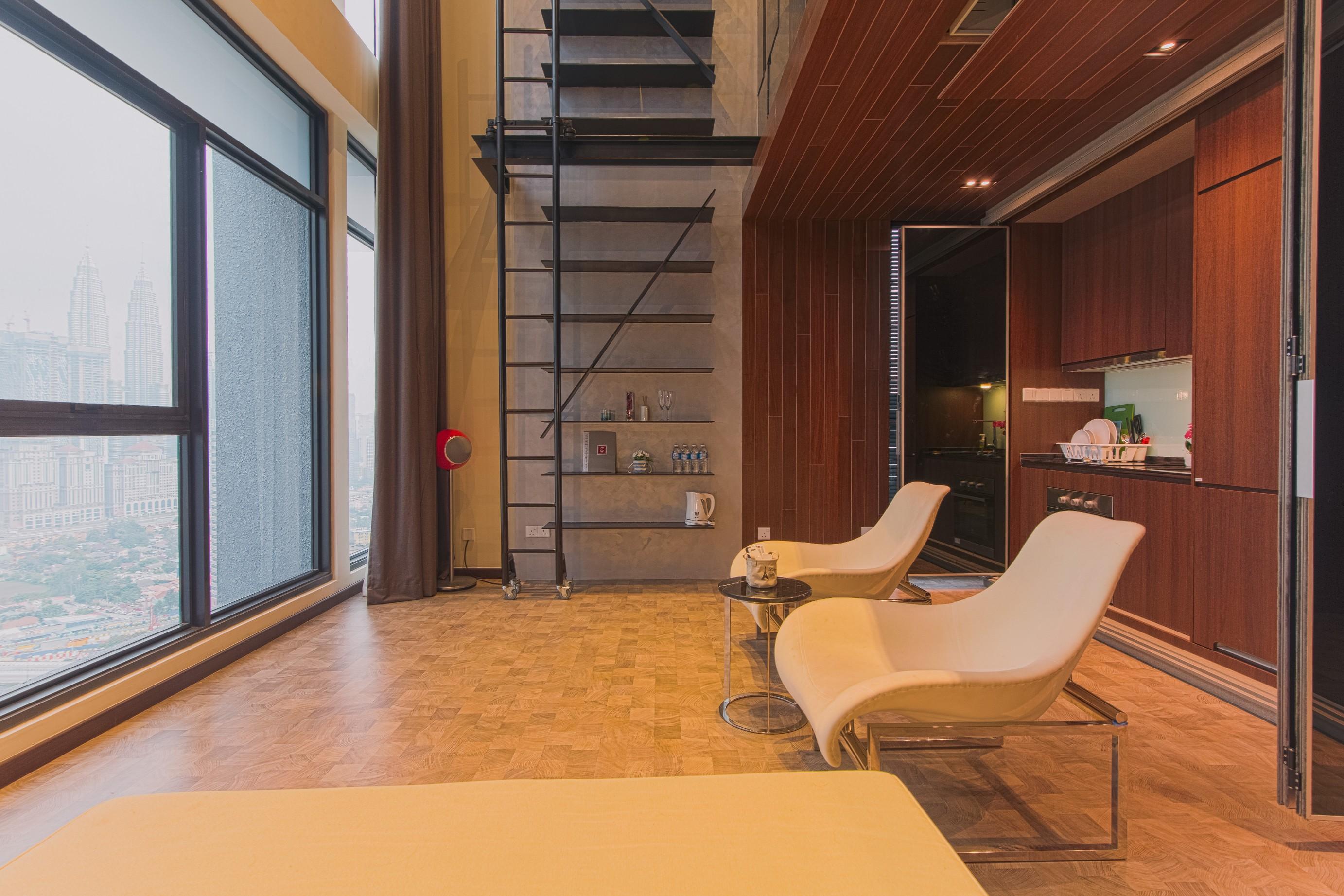 吉隆坡飯店-吉隆坡酒店-[無邊際泳池]吉隆坡星匯專業酒店式公寓