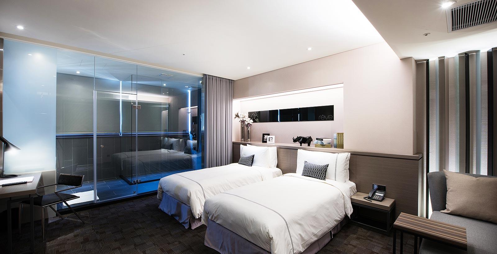 TOP2 台中飯店-平價台中酒店-威汀城市酒店